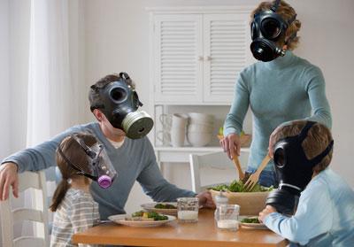 Poor Air Ventilation